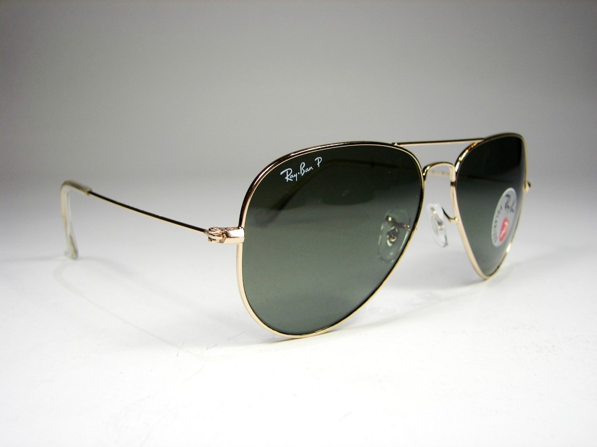 Lentes Ray Ban Aviator Rb3025 Polarizados Medianos 58mm -   1,599.00 ... 59a9870764