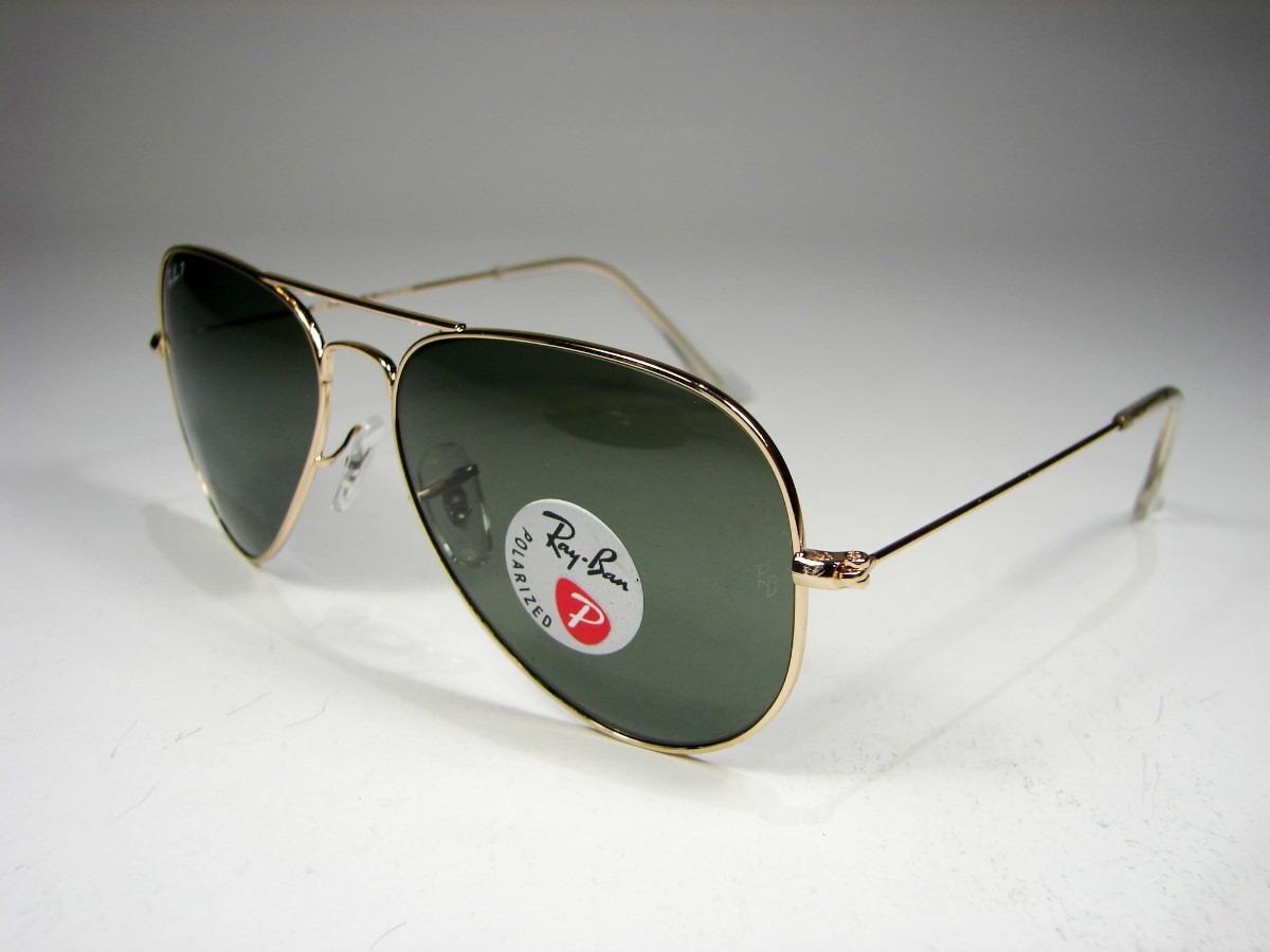 gafas ray ban polarizadas aviador