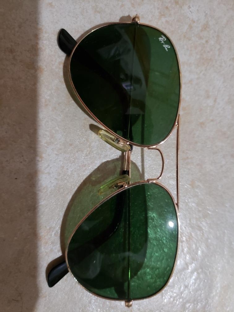precio lentes ray ban aviator usados