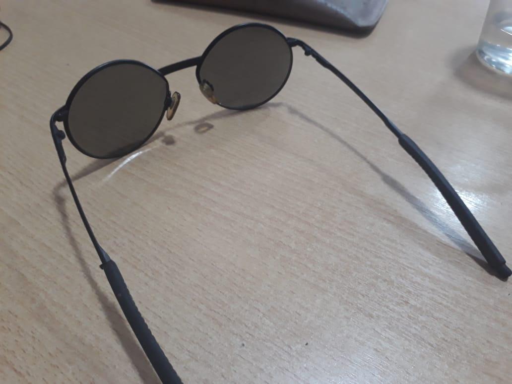 5e00c2877537c lentes ray-ban bausch   lomb usa originales retro. Cargando zoom.