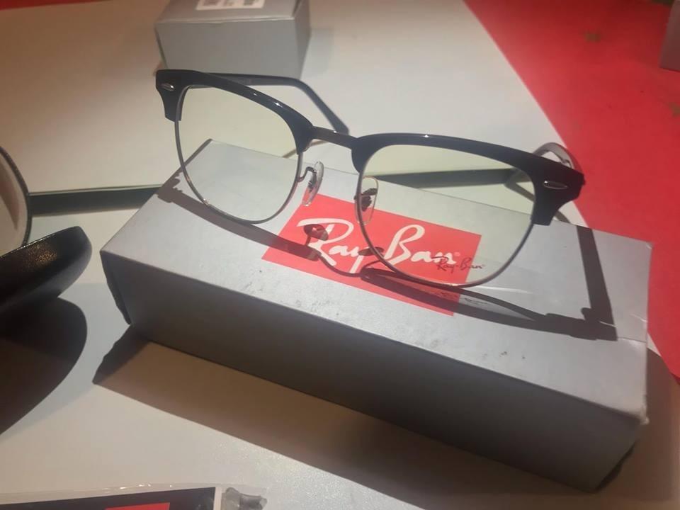 c39c74bca5 lentes ray ban clubmaster 5154 hombres montura italia 2019. Cargando zoom.