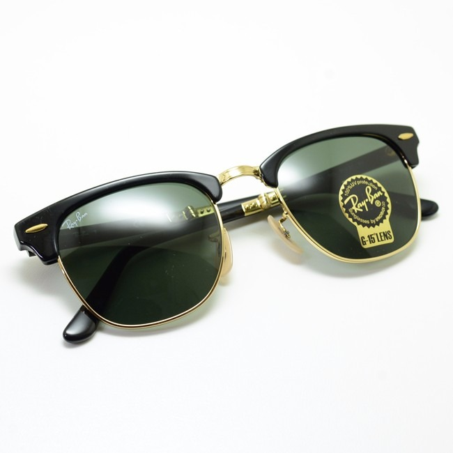 fdd61134c6 Lentes Ray Ban Clubmaster Folding Rb2176 51-21 Verde Oscuro ...
