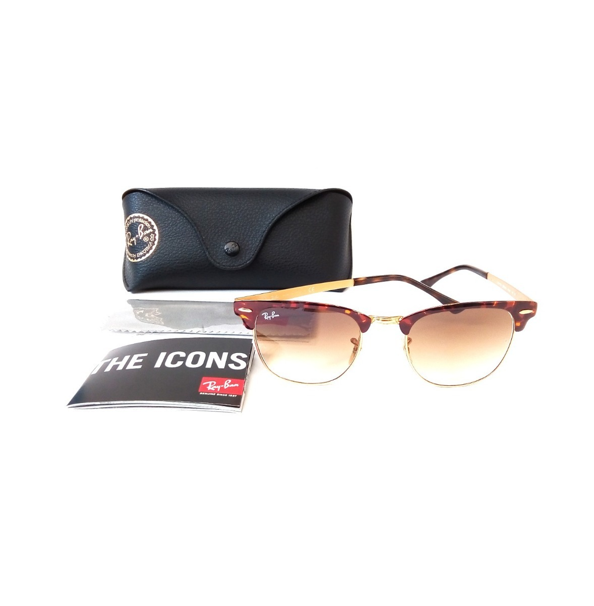 ... where can i buy lentes ray ban clubmaster metal rb 3716. cargando zoom.  b9bf9 b23eae4b6ad1