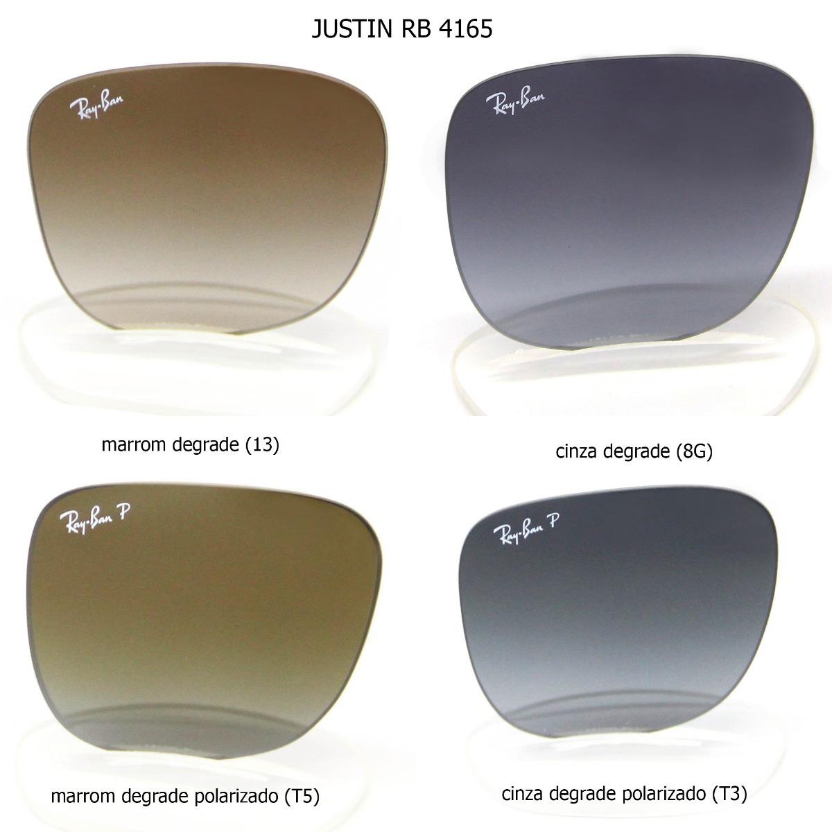 1aa08c01084c1 Lentes Ray Ban  Cristal, Espelhada, Polarizada Ou Perfurada - R  189 ...