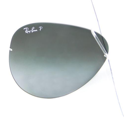 lentes ray ban: espelhada, polarizada e mascara (especiais)