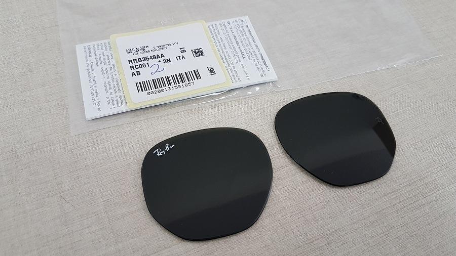 2b6695977a3c6 lentes ray-ban hexagonal rb3548 g15 tamanho 51 original. Carregando zoom.