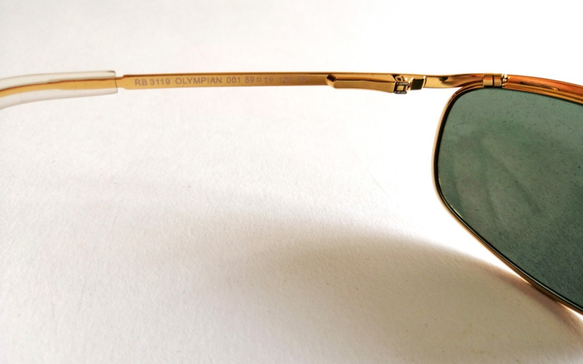 7f11e3e1e9 lentes ray ban olympian para caballero. Cargando zoom.