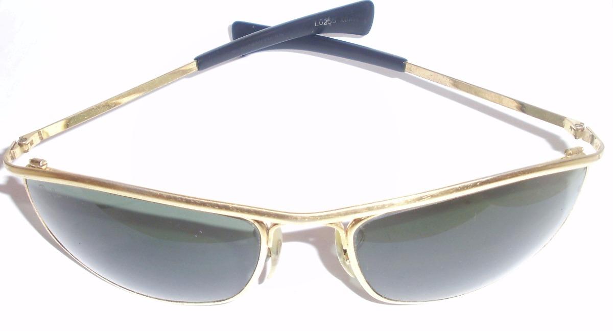lentes ray ban originales oro