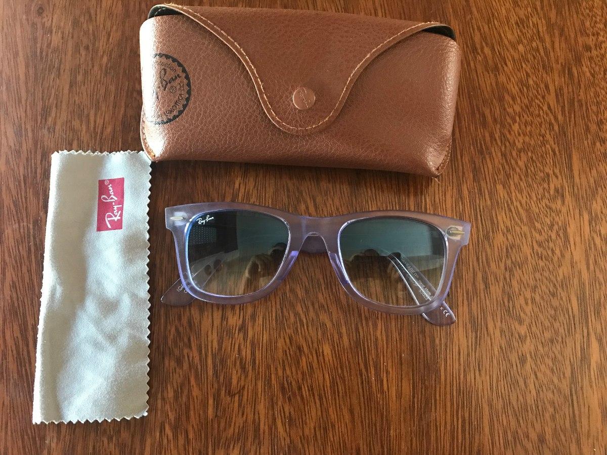 mercadolibre lentes ray ban originales mujer