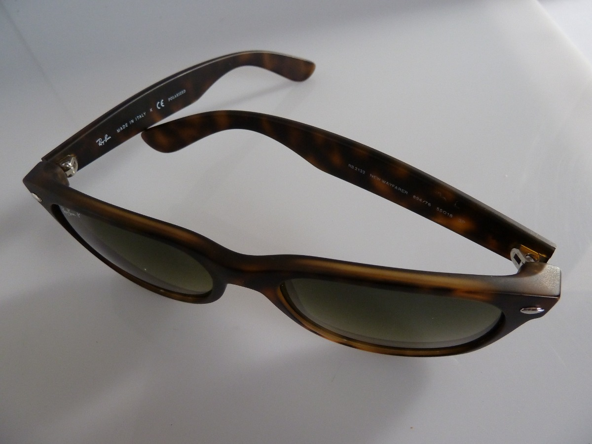características de los lentes ray ban