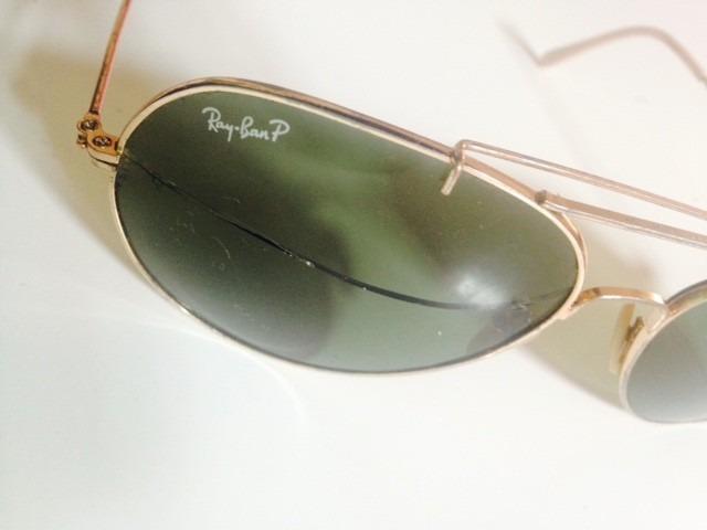gafas ray ban reparacion