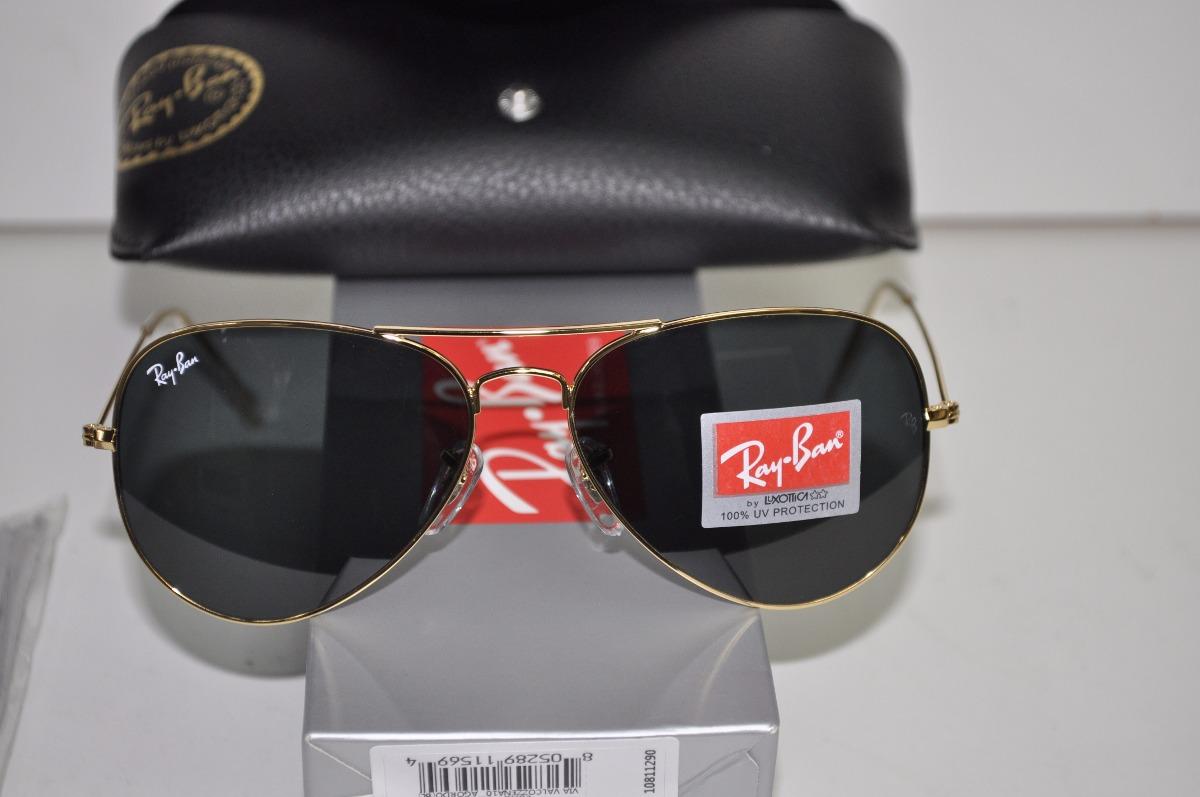 lentes ray ban piloto precio