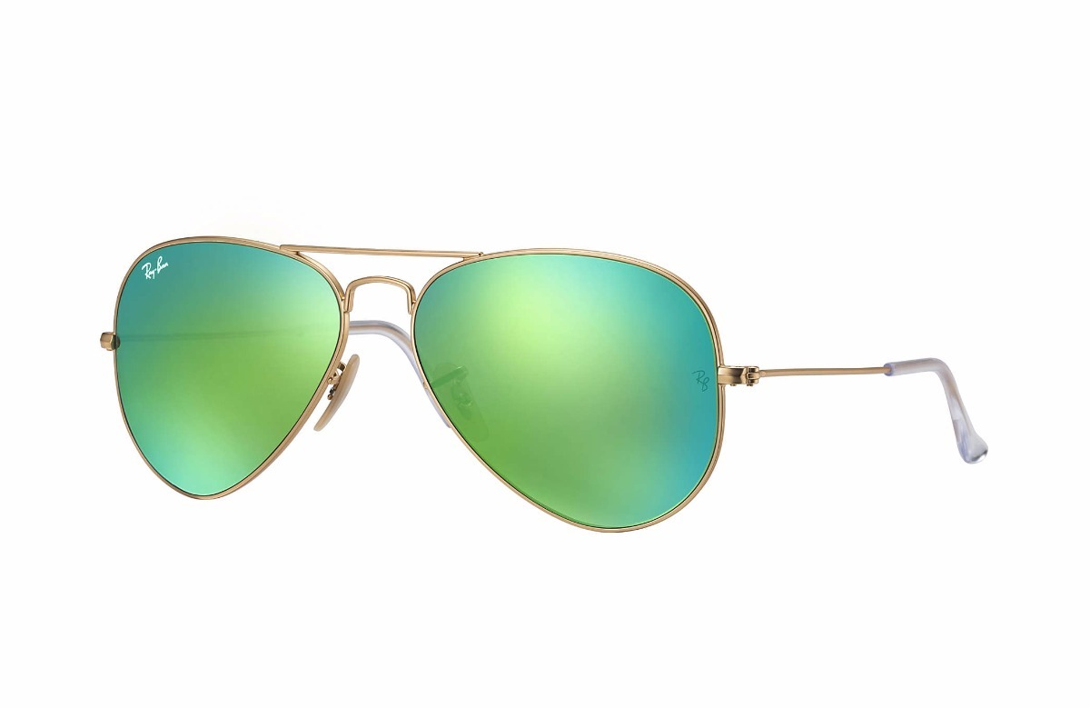 lentes ray ban verdes