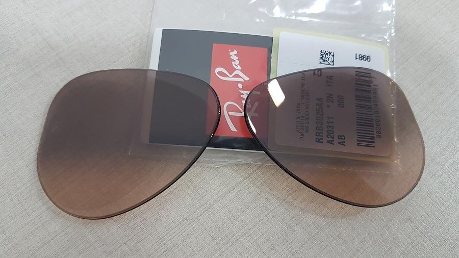 210494a7e1583 lentes ray-ban rb3025 rosa marrom degrade espelhada tam. 58. Carregando zoom .