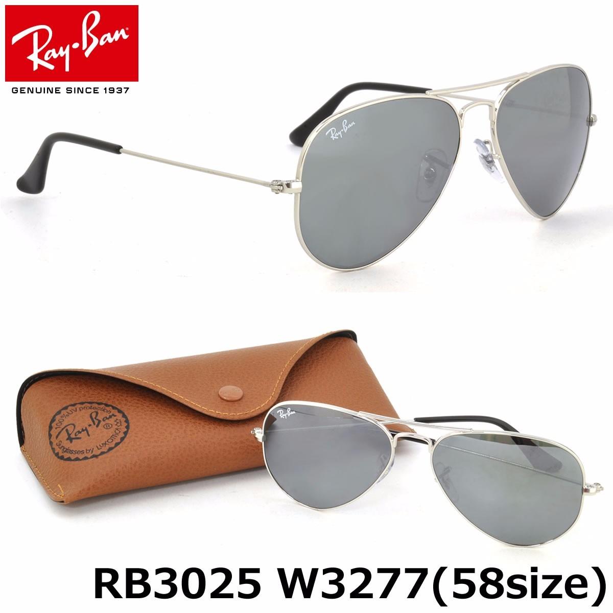 lentes ray ban rb3025 w3277 plat gris unisex aviador originl. Cargando zoom. 311cc6c7bf