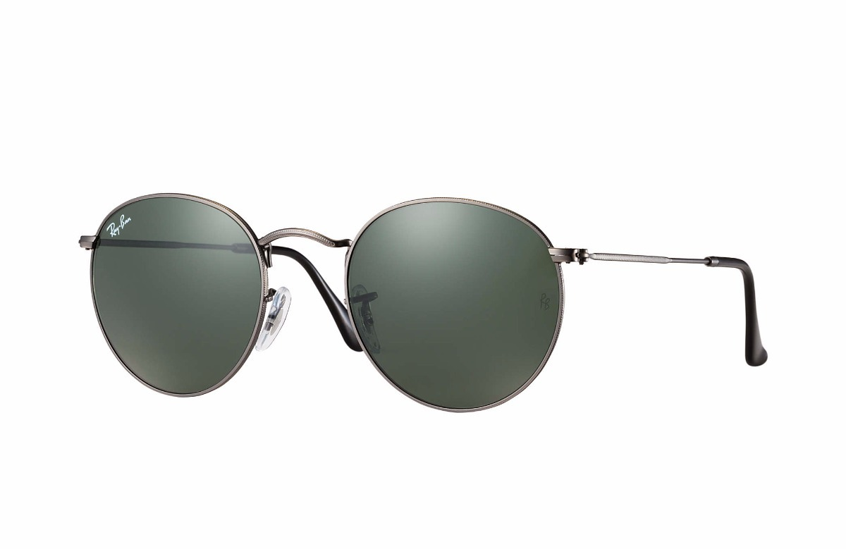 ... where to buy lentes ray ban rb3447 029 round metal gris. cargando zoom.  582fe 221298ff25