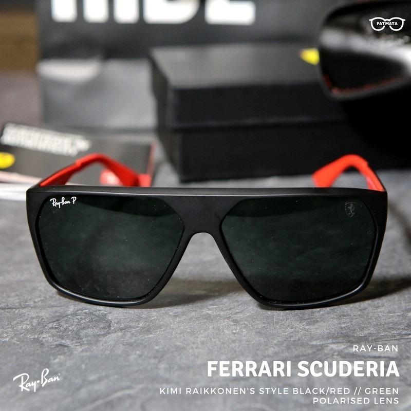 305f825a07 Lentes Ray-ban Rb4309m Ferrari Kimi Raikkonen F1 -   255.000 en ...