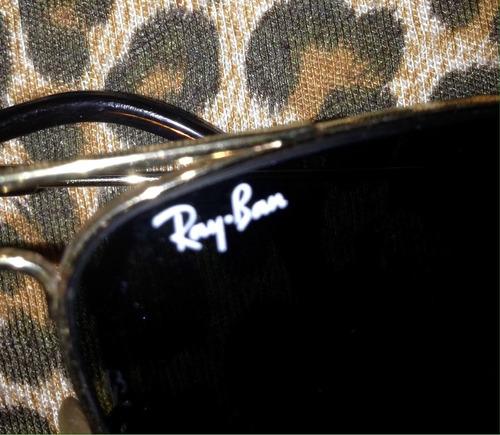 lentes ray-ban unisex
