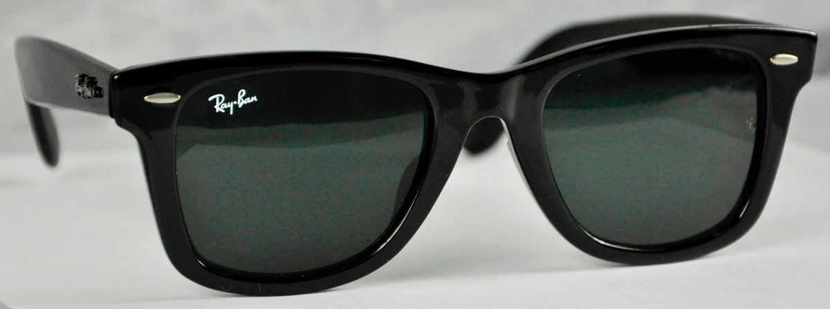 2a2faf8843973 ... denmark lentes ray ban wayfarer 2140 negro brillante 100 originales. cargando  zoom. 810fb 997e8