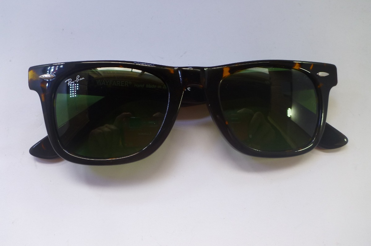 lentes ray ban wayfarer originales