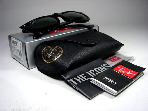 lentes ray ban wayfarer rb2140, polarizados, grandes 54mm