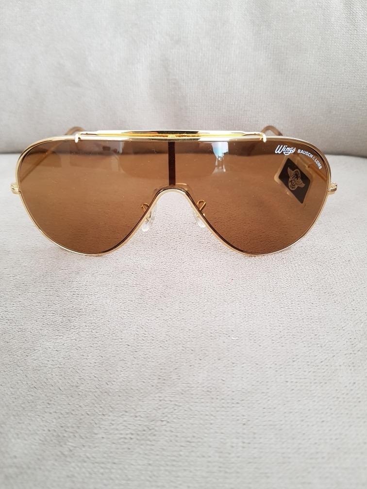 5685c81644 Lentes Ray Ban Wings Vintage Bausch&lomb - $ 7,000.00 en Mercado Libre