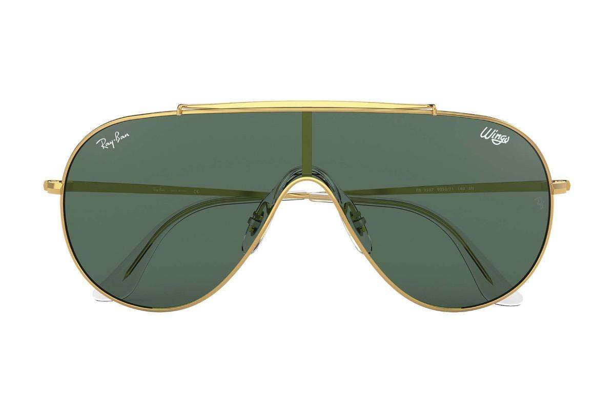d76ef9e0c2 Lentes Rayban 3597-n Wings Made In Italy100% Original - S/ 289,99 en ...