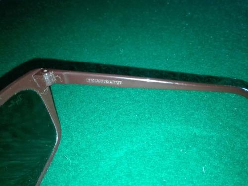 lentes rayban originales vintage de colección.