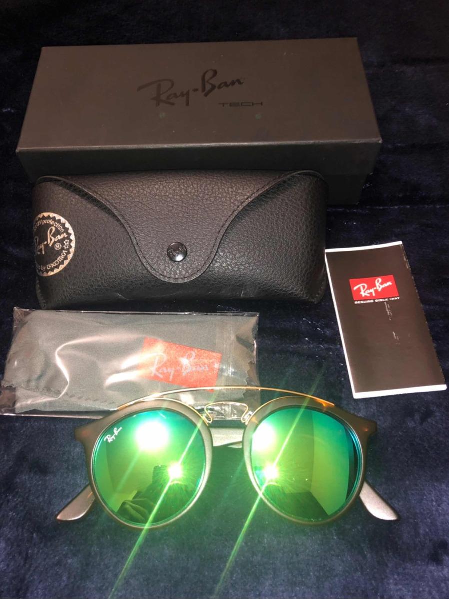 387c97d9ff lentes rayban verdes adquiridos en liverpool sin estrenar. Cargando zoom.