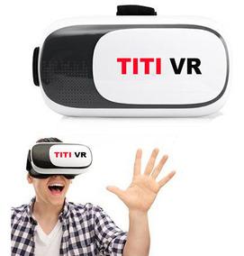 Lentes Realidad Virtual 3d Titi Vr Box Envios A Todo Perú