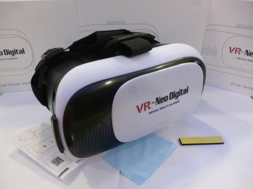 lentes realidad virtual 3d vr box 2g + control bluetooth