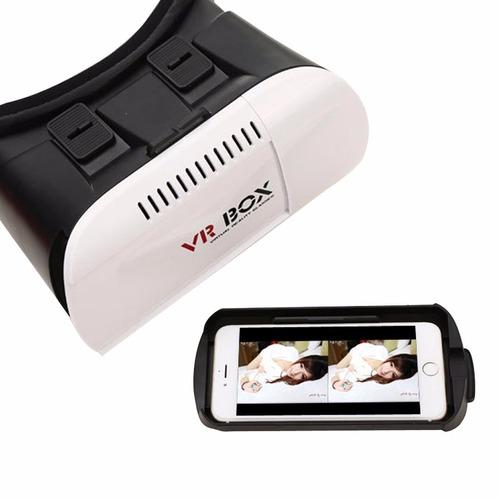 lentes realidad virtual 3d vr box smartphone / onlineclub