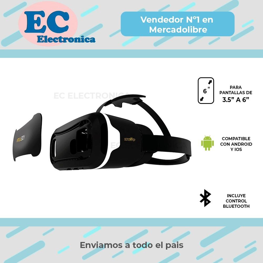 670a25b1ce Cargando zoom... realidad virtual lentes. Cargando zoom... lentes realidad  virtual boy level up control remoto bt gafas