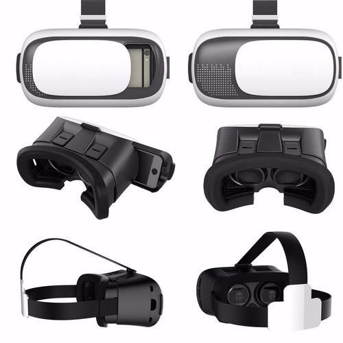 lentes realidad virtual