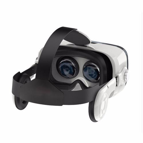 lentes realidad virtual con audifonos 3d