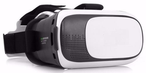 lentes realidad virtual gafas profesionales anteojos vr 2.0
