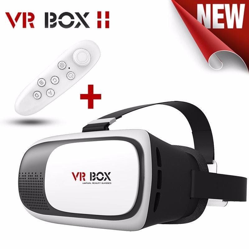 Lentes Realidad Virtual Vr Box Control Joystick P Juegos 266