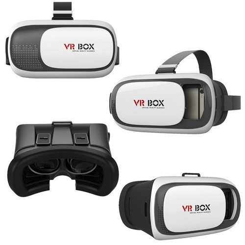 lentes realidad virtual vrbox