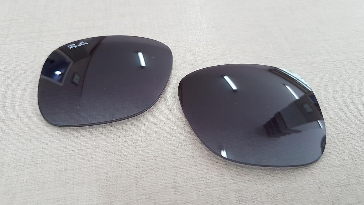lentes reposição ray-ban justin cinza degradê original. Carregando zoom. 2f1bf263c1