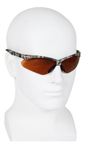 lentes seguridad jackson safety nemesis v30 camuflaje cafes
