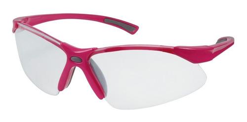 lentes seguridad mujer rosa mica transparente usl008 urrea