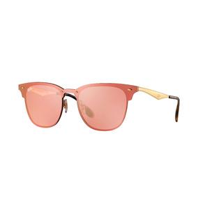 eb8248ccadfb0 Lentes Ray Ban Clubmaster Rb3016 Rosas - Lentes De Sol en Mercado ...
