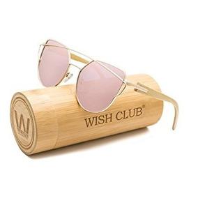 d159408fc1 Gafas De Sol Para Mujeres Con Protección Uv400 Wish Club 2