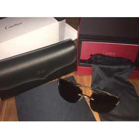 mejor servicio cec40 a3c7f Lentes Cartier Panthere Italiano - Lentes De Sol Cartier en ...