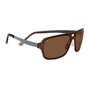 3453532d9c Serengeti Nunzio Gafas De Sol, Cristal Fotocromático Brown