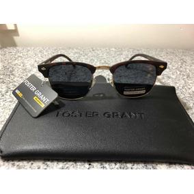 79c7d5992b Lentes De Sol Polarizado Foster Grant Estilo Clubmaster