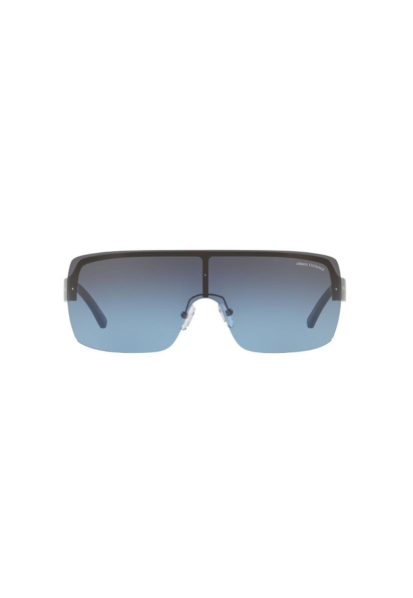 e92d91504f Lentes De Sol Pantalla Azul Armani Exchange - $ 59.990 en Mercado Libre