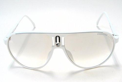 0e05c7203010c Lentes Gafas De Sol Originales Carrera Champion Blanco Plata ...