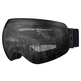 a1418ce2d5 Otg Ski Y Snowboard Gafas Sin Lentes Lentes De Doble Capa