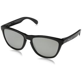 c1fa377c0e Oakley Oo9013 10 Tinta Negra Frogskins Wayfarer Gafas De.